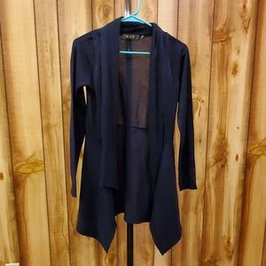 Modcloth Navy Blue Cardigan Sweater *Runs small **